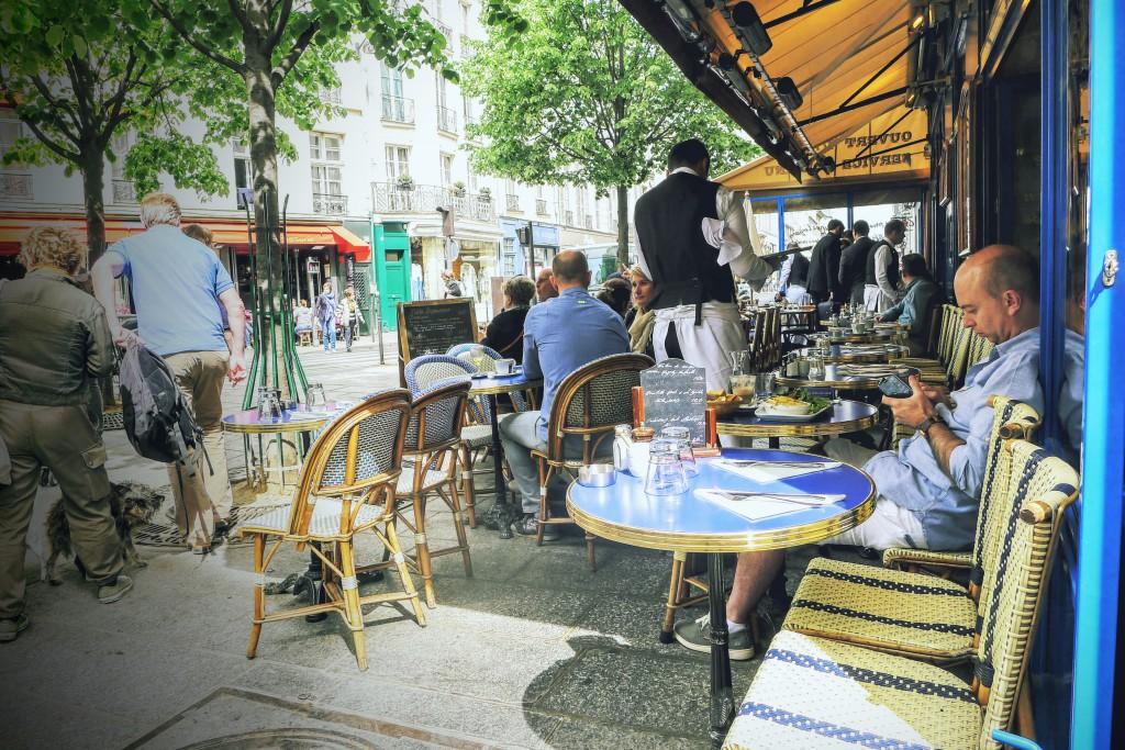 Café im Marais